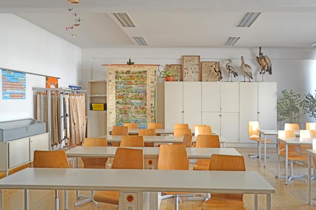 Biologiesaal