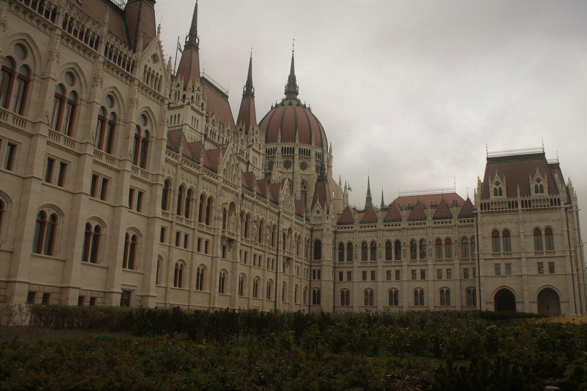 Rundgang Pest - Parlament